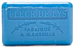 "Духи, Парфюмерия, косметика Марсельское мыло ""Лилия"" - Foufour Savonnette Marseillaise Fleur de Lys"