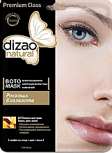 "Духи, Парфюмерия, косметика Бото-маска для лица, шеи и век ""Роскошь биозолота"" - Dizao"