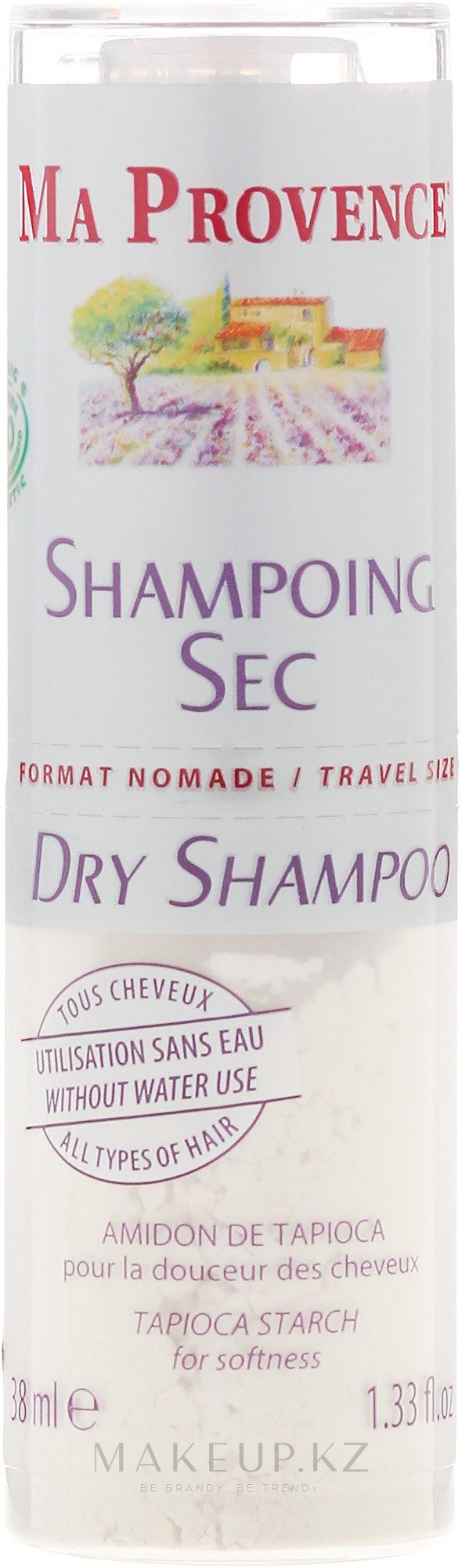Сухой шампунь для волос - Ma Provence Dry Shampoo — фото 38 ml