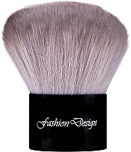 Духи, Парфюмерия, косметика Кисть кабуки, 37368, серая - Top Choice Fashion Design