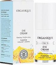 Духи, Парфюмерия, косметика Мультифункциональный крем для контура вокруг глаз - Organique Hydrating Therapy Eye Cream