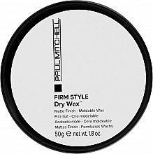 Духи, Парфюмерия, косметика Сухой воск - Paul Mitchell Firm Style Dry Wax