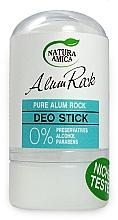 Духи, Парфюмерия, косметика Дезодорант - Natura Amica Deodorant Pure Alum Rock