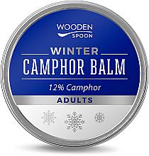 Духи, Парфюмерия, косметика Бальзам для тела - Wooden Spoon Winter Camphor Balm