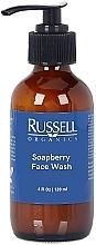 Духи, Парфюмерия, косметика Гель для умывания - Russell Organics Soapberry Face Wash Gentle Cleanser