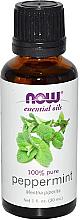 Духи, Парфюмерия, косметика Эфирное масло мяты перечной - Now Foods Essential Oils 100% Pure Peppermint