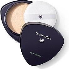 Духи, Парфюмерия, косметика Пудра для лица рассыпчатая - Dr. Hauschka Loose Powder