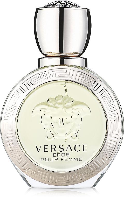 Versace Eros Pour Femme - Туалетная вода — фото N1