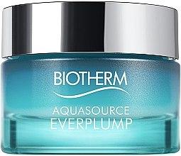 Духи, Парфюмерия, косметика Крем для чувствительной кожи - Biotherm Aquasource Everplump Moisturizer Cream (тестер)