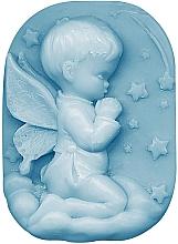 """Духи, Парфюмерия, косметика Глицериновое мыло """"Детская ласка"""" - Bulgarian Rose Glycerin Fragrant Soap Blue Angel"""