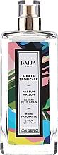 Духи, Парфюмерия, косметика Ароматический спрей для дома - Baija Sieste Tropicale Home Fragrance
