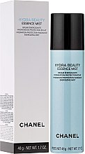 Духи, Парфюмерия, косметика Легкая дымка для лица - Chanel Hydra Beauty Essence Mist