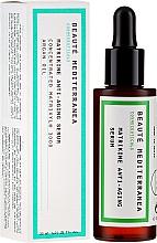 Духи, Парфюмерия, косметика Пептидная омолаживающая сыворотка - Beaute Mediterranea Matrikine Anti-aging Serum