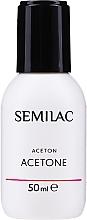 Духи, Парфюмерия, косметика Косметический ацетон - Semilac Acetone