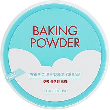 Духи, Парфюмерия, косметика Крем для очищения лица c содой - Etude House Baking Powder Pore Cleansing Cream