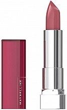 Духи, Парфюмерия, косметика Помада для губ - Maybelline Color Sensational Satin Lipstick
