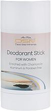 Духи, Парфюмерия, косметика Дезодорант для женщин - Mon Platin DSM Deodorant Stick