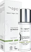Духи, Парфюмерия, косметика Дневной увлажняющий крем для лица - Yappco Deep Hydration Moisturizer Day Cream