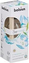 """Духи, Парфюмерия, косметика Аромадиффузор """"Белый чай и листья мяты"""" - Bolsius Fragrance Diffuser True Moods In Balance"""