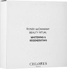 Духи, Парфюмерия, косметика Набор - Chlorys Rose de Diamant Beauty Ritual (f/emulsion/12ml + f/serum/10ml)