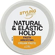 Духи, Парфюмерия, косметика Кремовая паста для волос - Joanna Styling Effect Natural & Elactic Hold Cream Paste