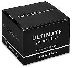Духи, Парфюмерия, косметика Подводка для глаз - London Copyright Ultimate Gel Eyeliner