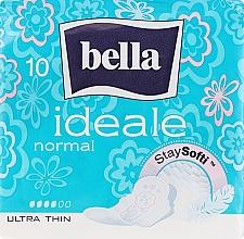 Духи, Парфюмерия, косметика Прокладки Ideale Ultra Normal StaySofti, 10 шт - Bella