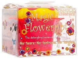 Духи, Парфюмерия, косметика Щетка для волос - Tangle Teezer Magic Flowerpot Princess Pink