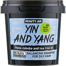 Духи, Парфюмерия, косметика Шампунь для жирных волос Yin and Yang - Beauty Jar Shampoo For Oily Hair