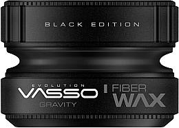 Духи, Парфюмерия, косметика Воск для укладки волос - Vasso Professional Hair Styling Wax Gravity Black Edition