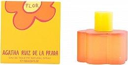 Духи, Парфюмерия, косметика Agatha Ruiz de La Prada Flor - Туалетная вода