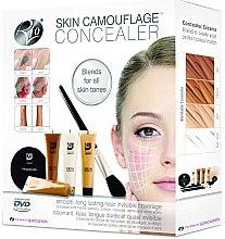 Духи, Парфюмерия, косметика Набор для камуфляжа дефектов кож - Rio Skin Camouflage Concealer