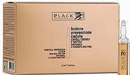Духи, Парфюмерия, косметика Лосьон против выпадения волос с пантенолом и плацентой - Black Professional Line Panthenol & Placenta Lotion