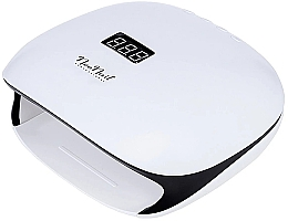 Духи, Парфюмерия, косметика LED-лампа, белая - NeoNail Professional Lamp LED 36W/48 LCD Display
