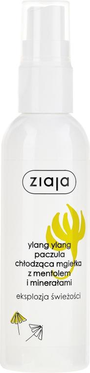 Спрей для тела - Ziaja Body Spray — фото N1