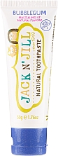 Духи, Парфюмерия, косметика Детская зубная паста со вкусом жвачки - Jack N' Jill