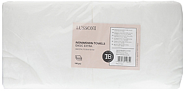 Духи, Парфюмерия, косметика Одноразовые нетканые перфорированные полотенца Basic Extra, 70х50 см - Lussoni Nonwoven Towels