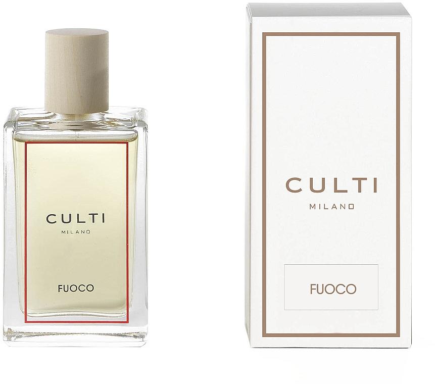 Спрей ароматический интерьерный - Culti Milano Room Spray Fuoco — фото N1