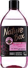Духи, Парфюмерия, косметика Гель для душа - Nature Box Almond Oil Shower Gel