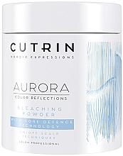 Духи, Парфюмерия, косметика Осветляющий порошок без запаха с технологией защиты структуры волос - Cutrin Aurora Core Defence Bleach Powder