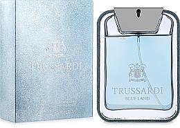 Trussardi Blue Land - Туалетная вода  — фото N2