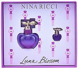 Духи, Парфюмерия, косметика Nina Ricci Luna Blossom - Набор (edt/80ml + edt/10ml)