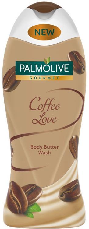 Гель для душа - Palmolive Gourmet Coffee Love Butter Body Wash — фото N1