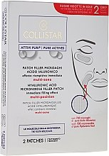 Патчи для лица от морщин - Collistar Lift HD Hyaluronic Acid Microneedle Filler Patch — фото N1