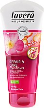 Духи, Парфюмерия, косметика Кондиционер для сухих и поврежденных волос - Lavera Rose&Pea Repair&Care Conditioner
