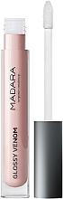 Духи, Парфюмерия, косметика Увлажняющий блеск для губ - Madara Cosmetics Glossy Venom Lip Gloss