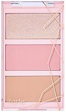 Духи, Парфюмерия, косметика Палетка для контурирования - Tarte Cosmetics Cheeky Claymate Face Palette