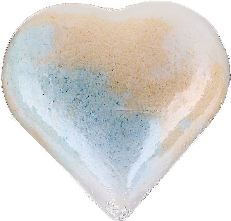 Бомбочка для ванны - Naturally For Yuo Due Bath Heart For Man — фото N1