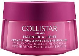 Духи, Парфюмерия, косметика Возрастной крем для лица и шеи - Collistar Magnifica Light Replumping Redensifying Cream Face And Neck