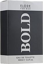 Духи, Парфюмерия, косметика Elode Bold - Туалетная вода